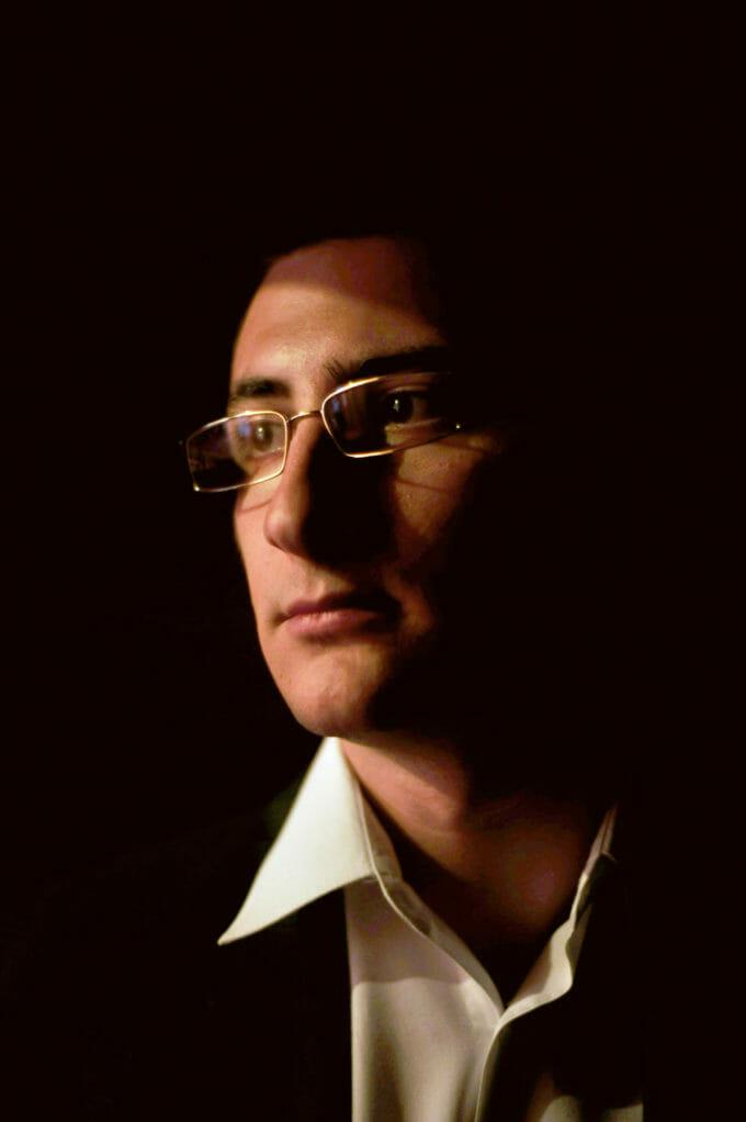 Portret Vlad Grigorescu