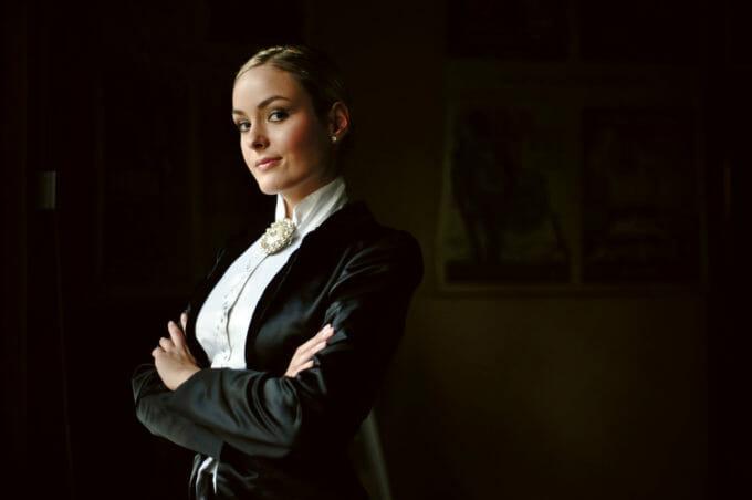 Portret Cristina Strecopitov