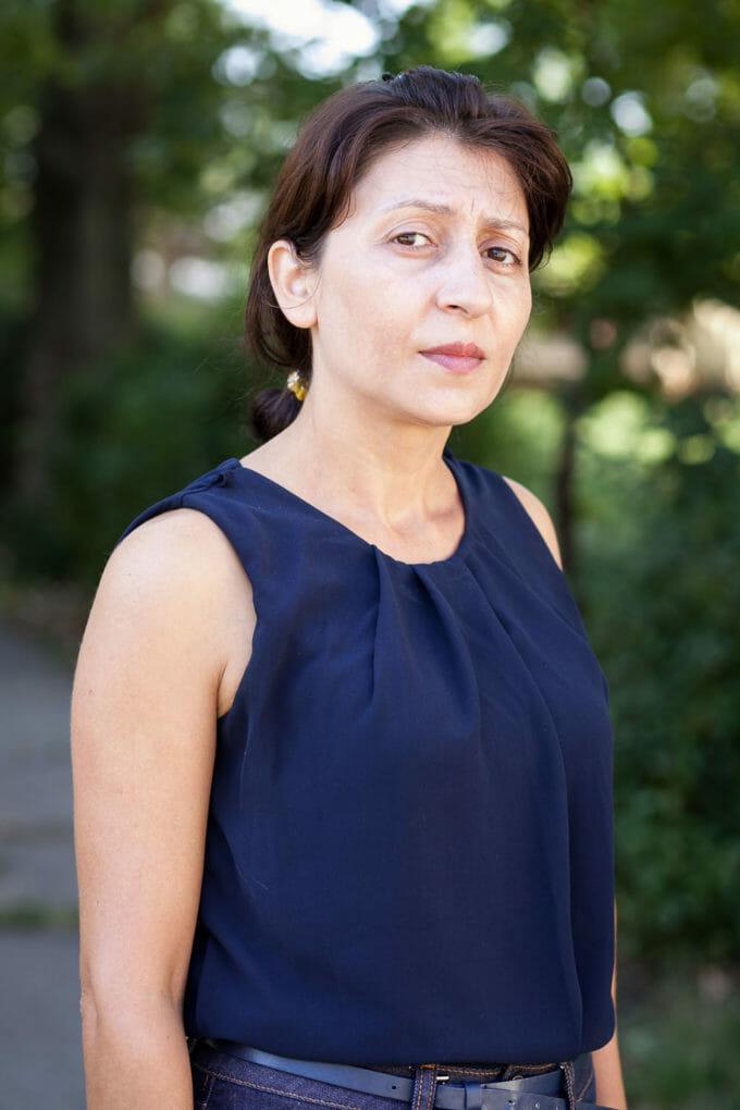 portret Rodica Păun