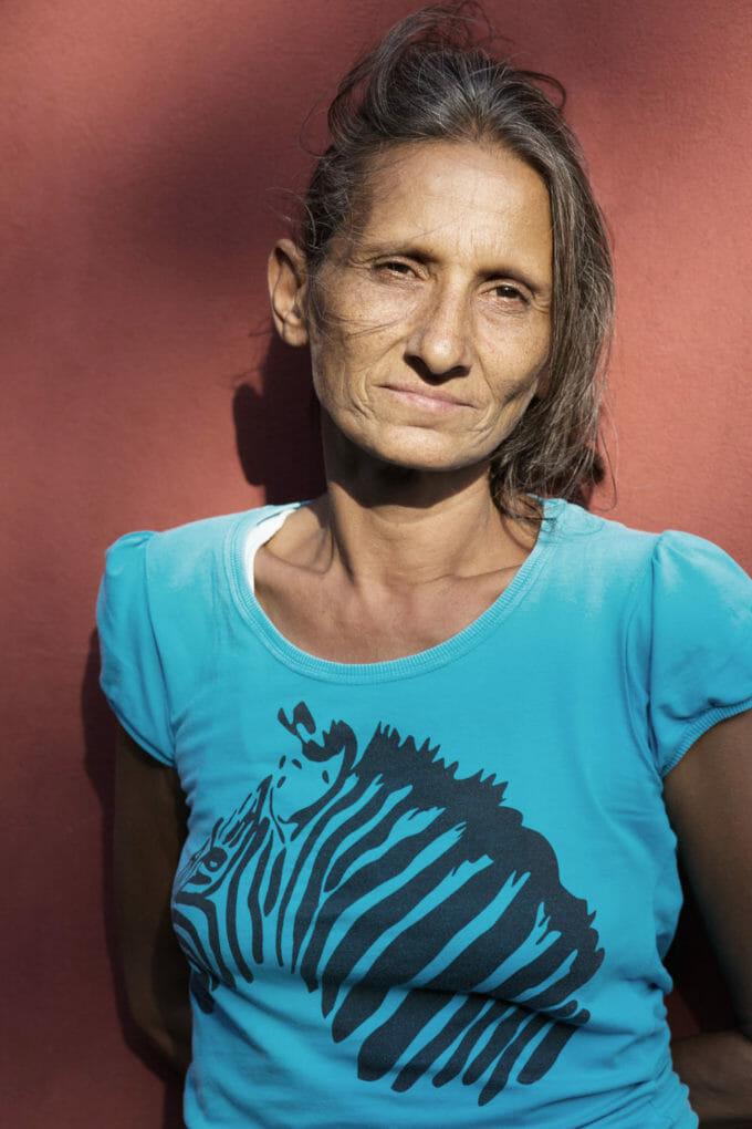 portret femeie