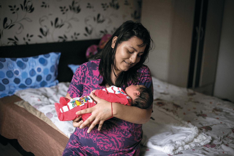 în care spital de maternitate să dea naștere cu varicoză