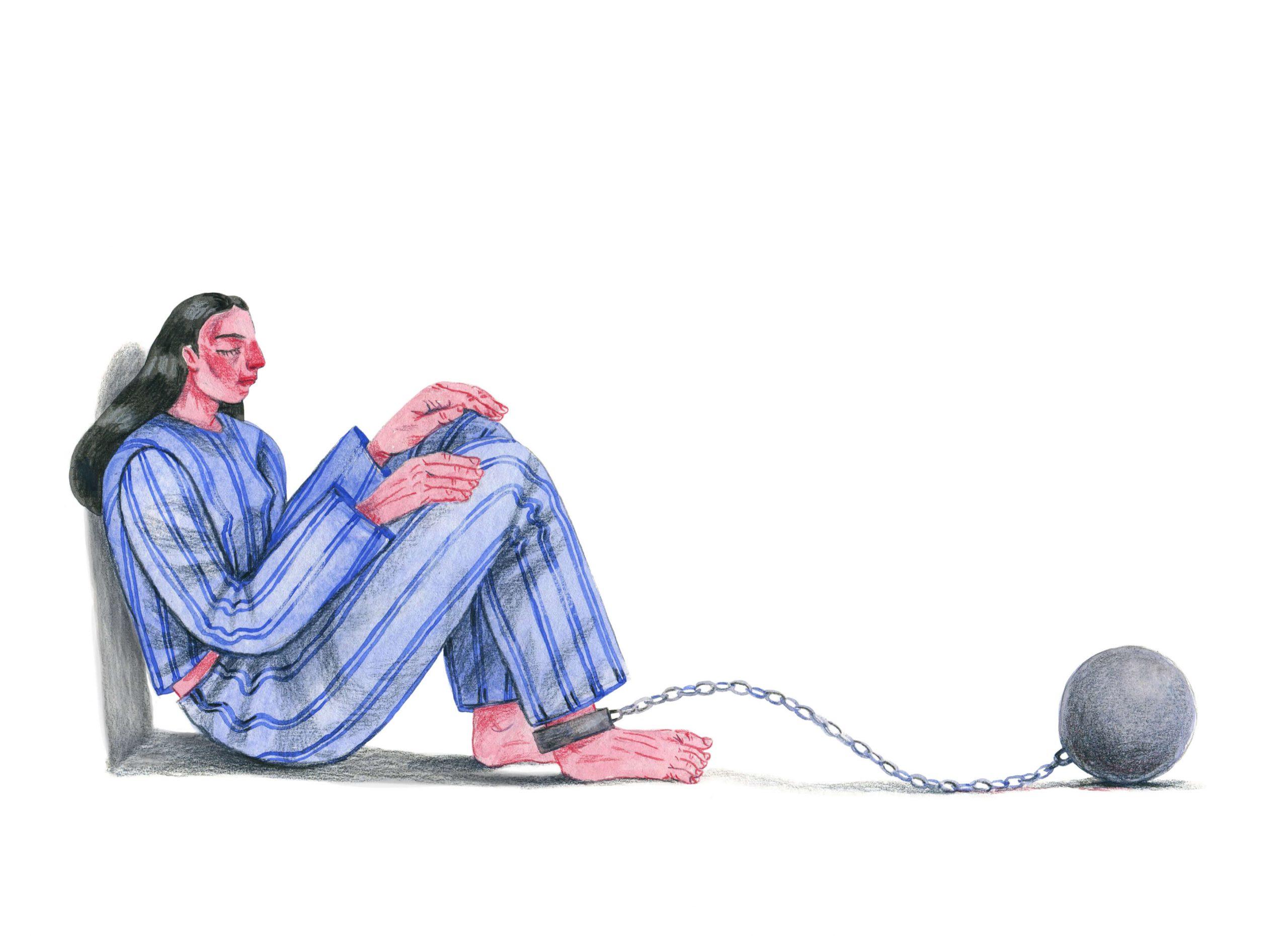 Femeie depresiva cautand om