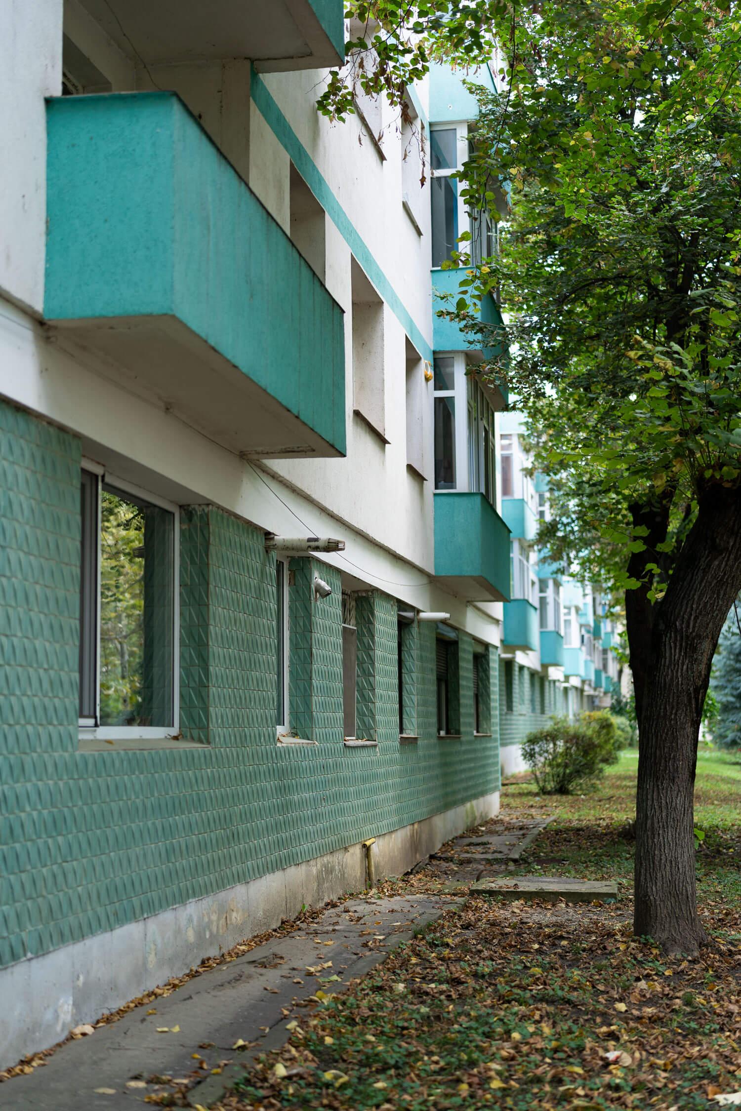 bloc de apartamente din Vaslui