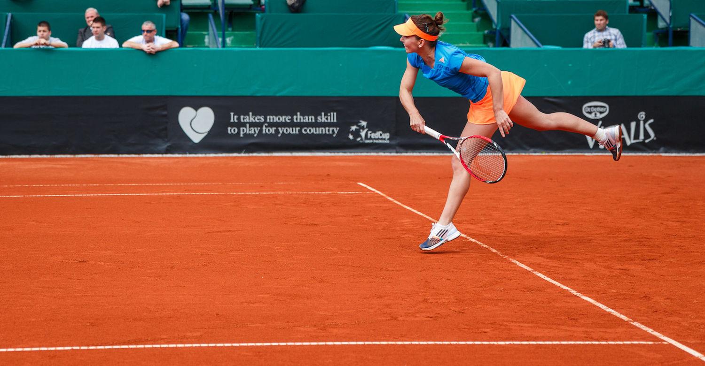 tenisul te face să pierzi în greutate)