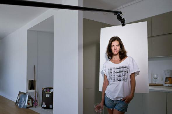 Diana Dondoe, model