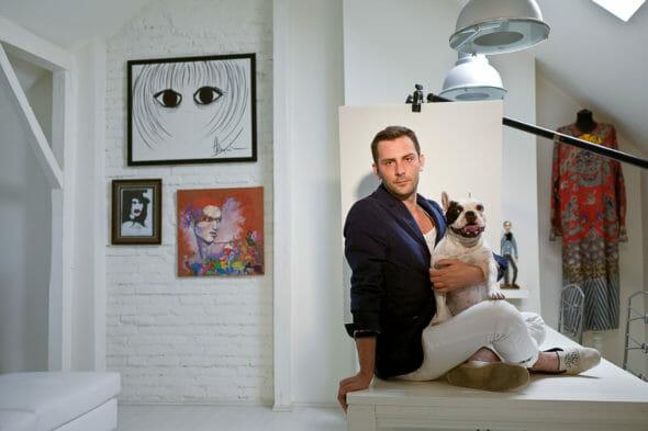 Ovidiu Buta, fashion director