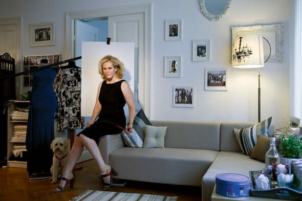 Eugenia Enciu, designer