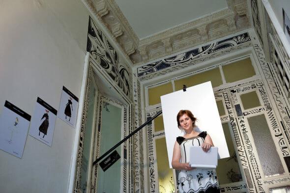 Andreea Inankur, blogger de modă