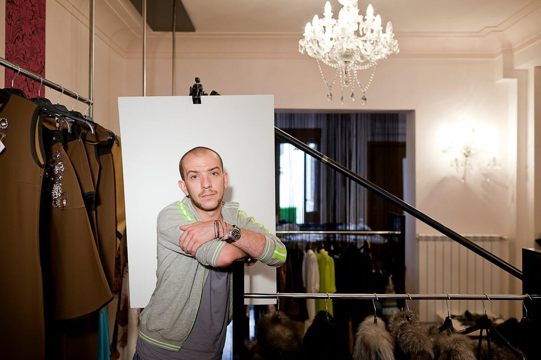 Stephan Pelger, designer