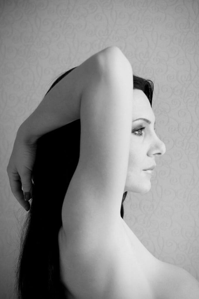 Cori Grămescu, fotografiată de Miri Bratu