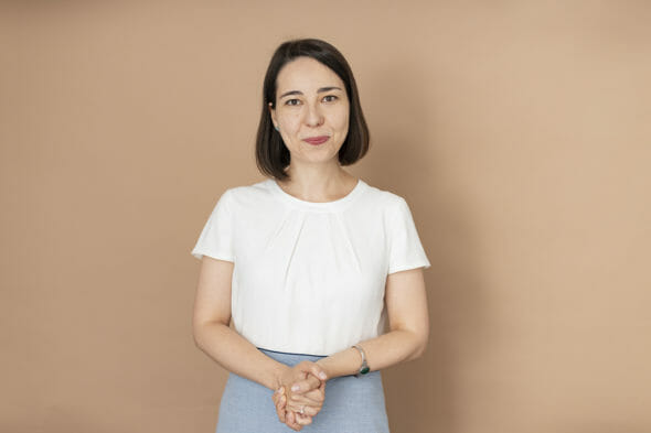 portret Ana Ciceală pentru desktop