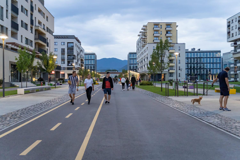 cartierul Coresi din Brașov