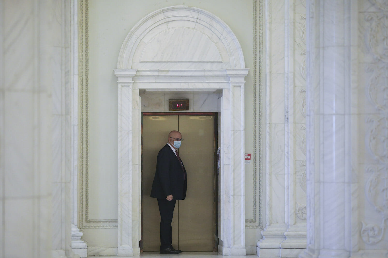 Raed Arafat la Parlament