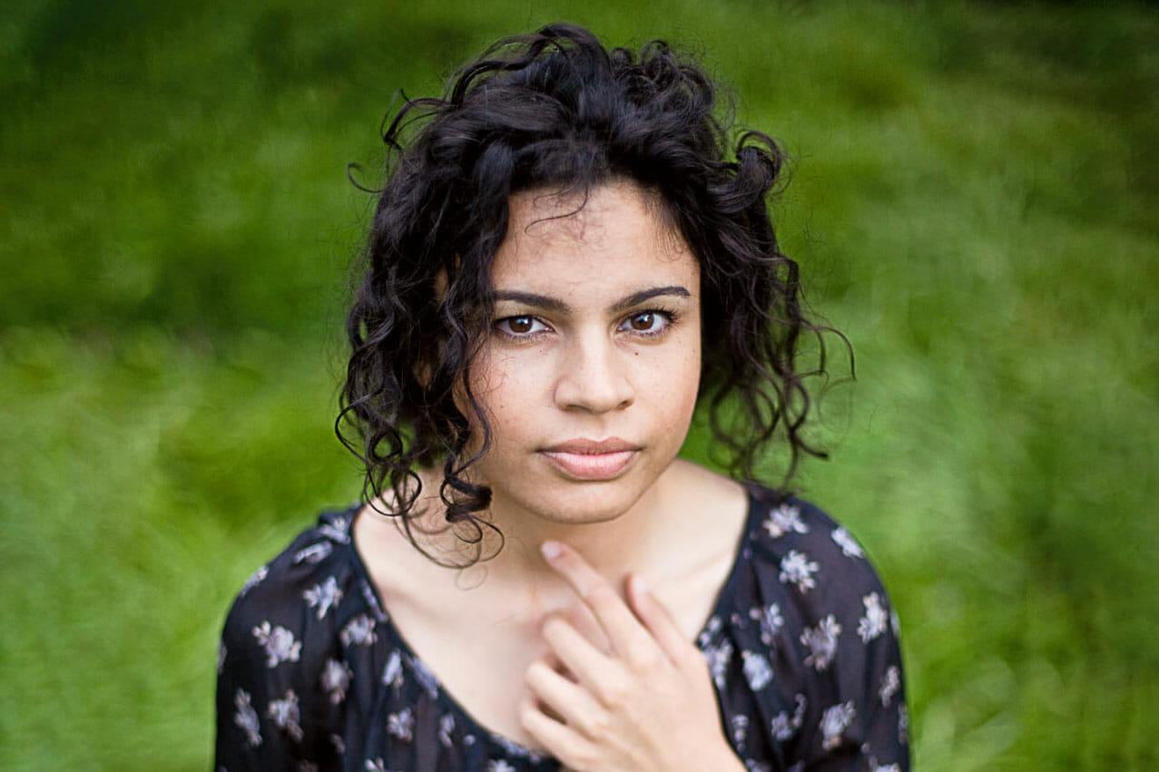 Portret Alina Șerban