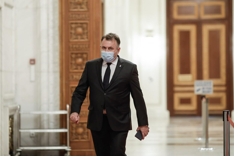 Nelu Tătaru la Senat