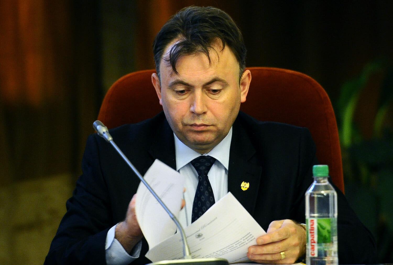 Nelu Tătaru în Senat