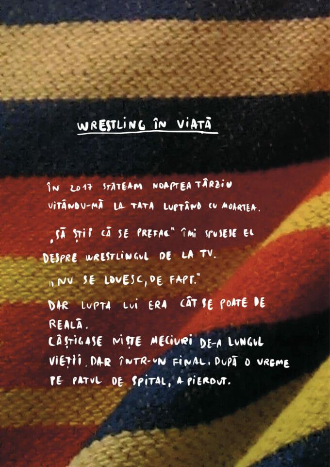 Wrestling în viață