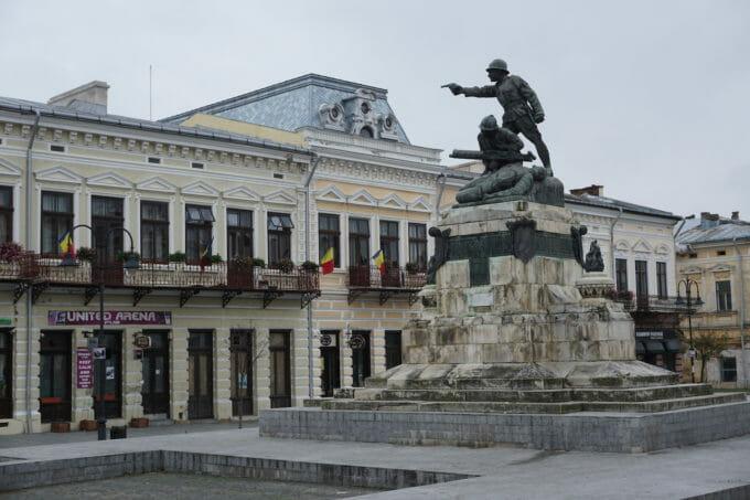 Centrul istoric al orașului